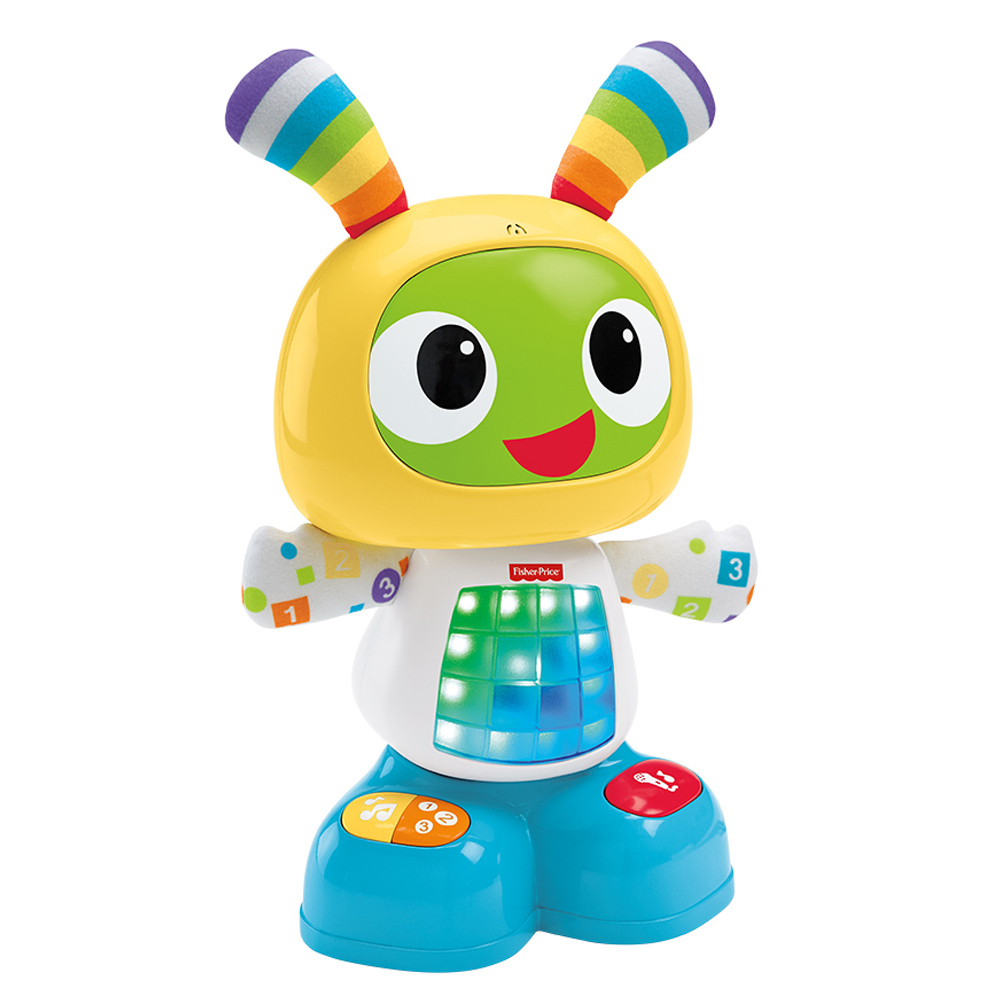 피셔프라이스 댄스로봇 빗보, 혼합 색상