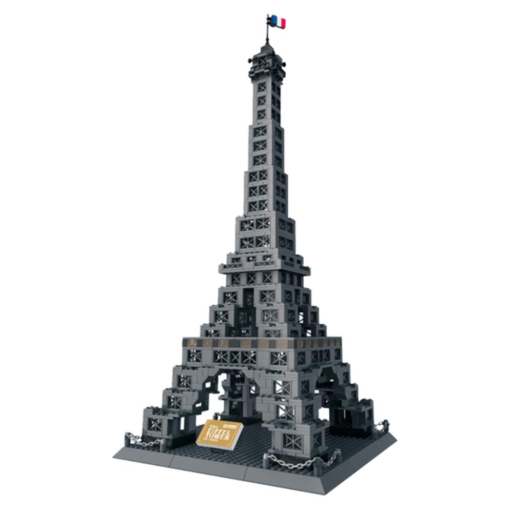 아토블럭 블럭 에펠탑, 혼합 색상