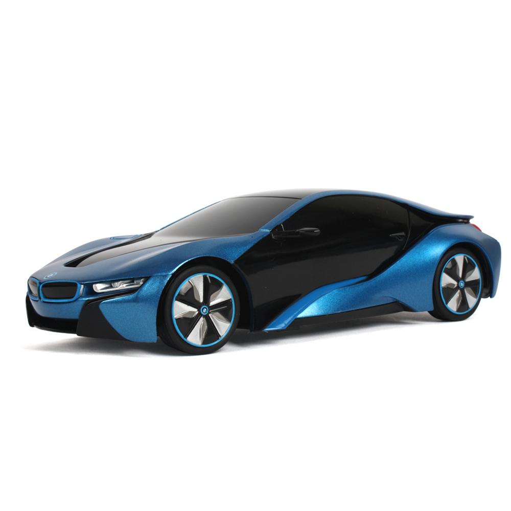 라스타 1:24스케일 BMW I8, 블루