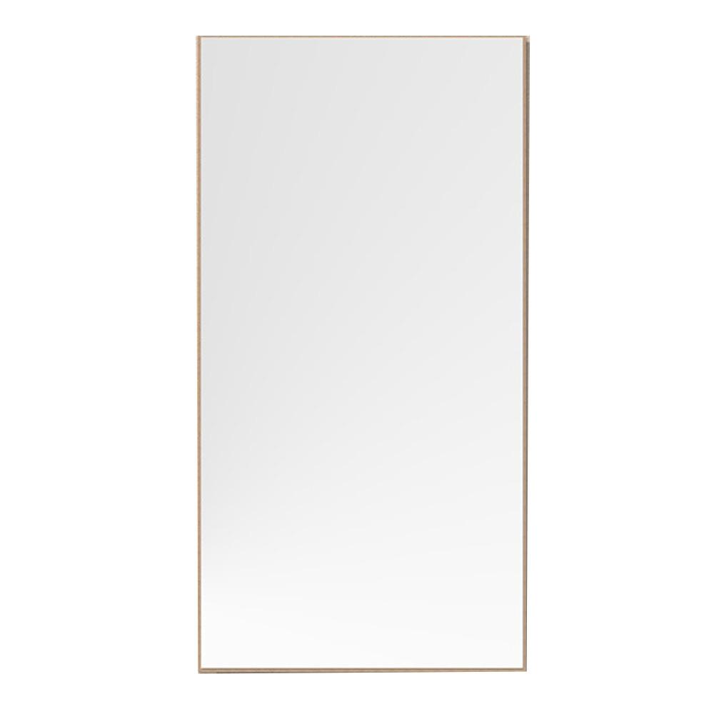 우드웰 벽걸이 보급형 거울 300 x 600 mm, 옹이