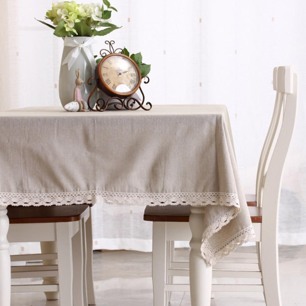 아리코 모던 아이보리 식탁보 6인, 혼합 색상, 140 x 200 cm