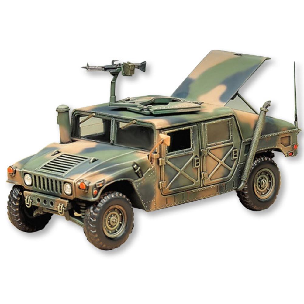 아카데미과학 13241 1/35 M-1025 병력 수송차량 프라모델 M1025 HUMMER A.A.C., 1개