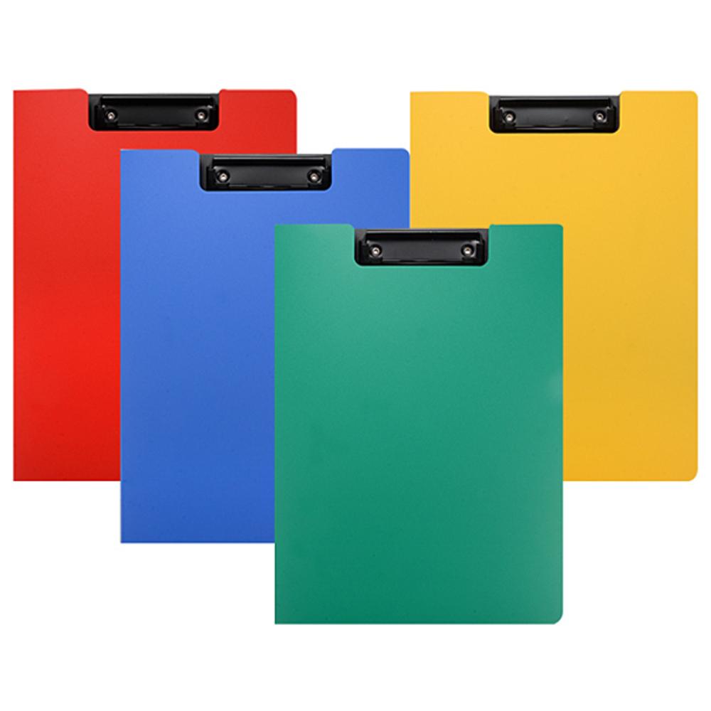 블루마토 레포트 파일 A 덮개형, 랜덤 발송, 4개입