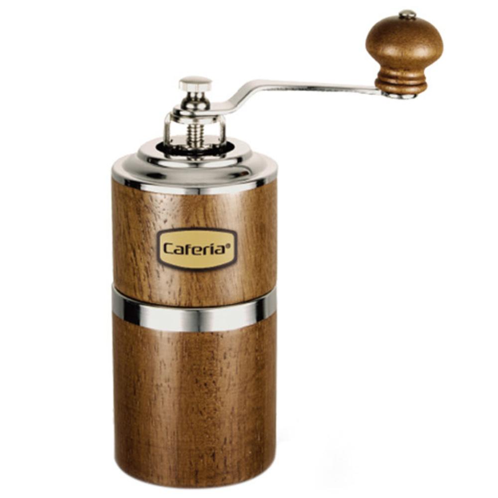 카페리아 세라믹날 커피밀 덮개분리형, 혼합 색상, 1개
