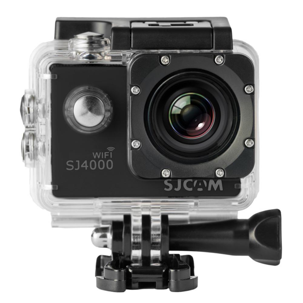 SJCAM WiFi 액션캠 SJ4000 +액션캠 케이스, SJ4000 (블랙)