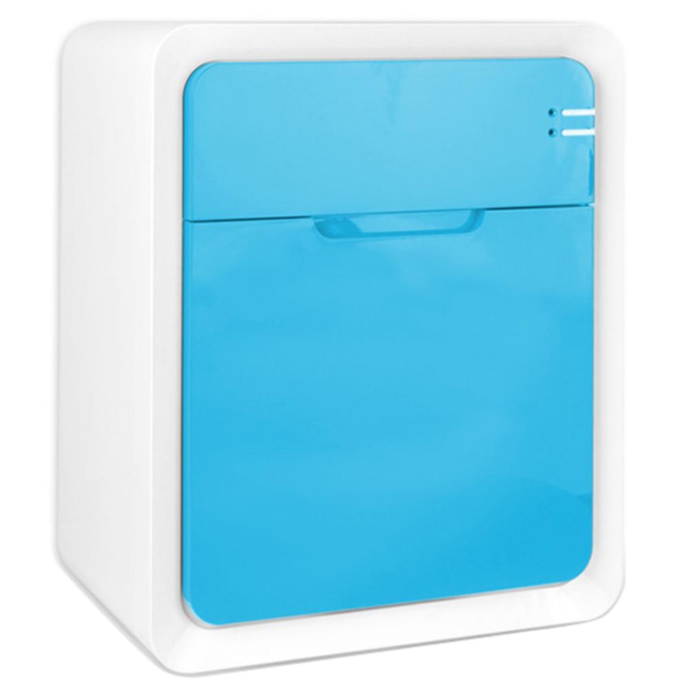 루펜 음식물 쓰레기 처리기 가정용, SLW-03 (블루)