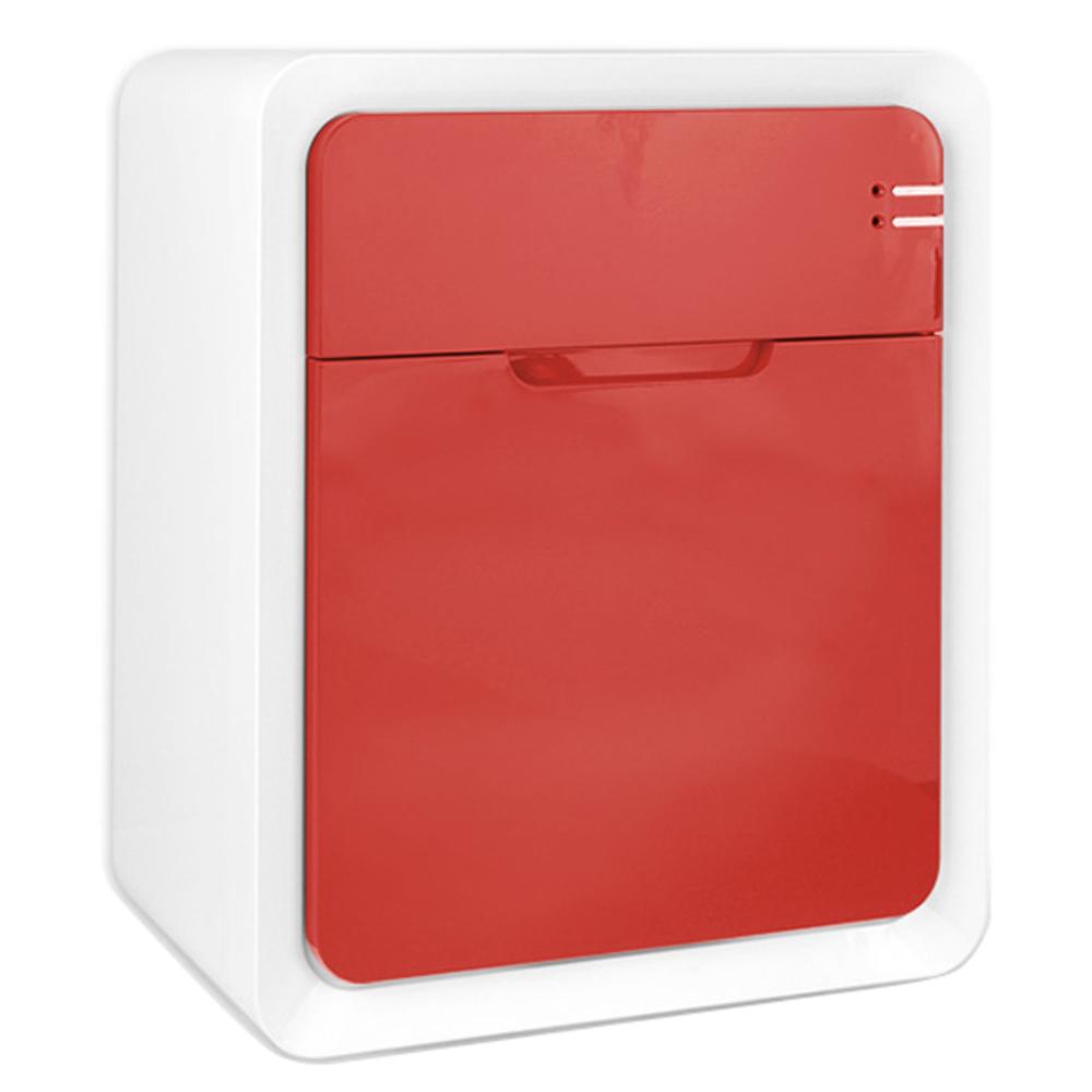 루펜 음식물 쓰레기 처리기 가정용, SLW-03 (레드)
