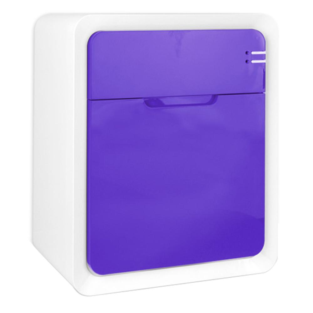 루펜 음식물 쓰레기 처리기 가정용, SLW-03 (바이올렛)