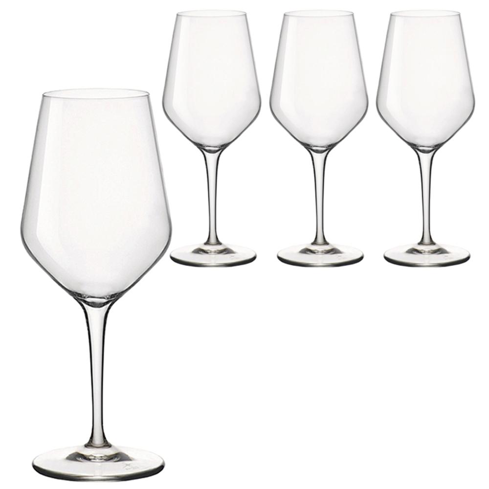 보르미올리 일렉트라 와인잔 미디엄 440ml, 4개입