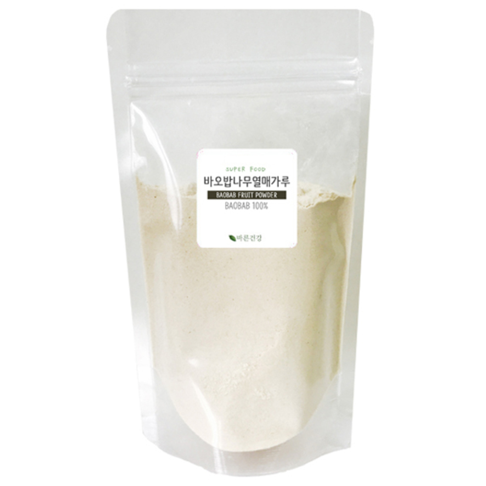 바른건강 바오밥나무 열매 가루, 500g, 1개
