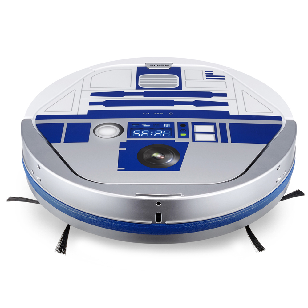 아이클레보 스타워즈 로봇 청소기 YCR-M08-10