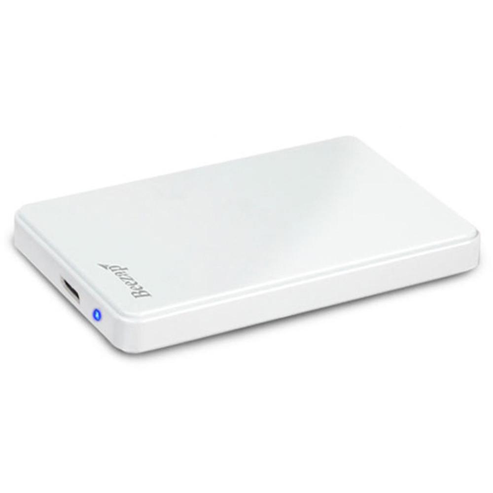 비잽 USB 3.0 외장하드 케이스 BZ33, BZ33(화이트)