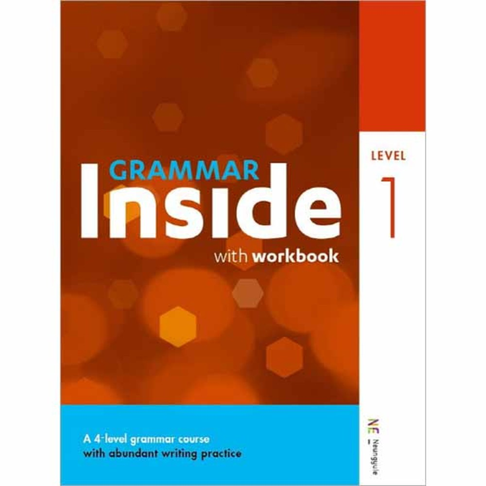 Grammar Inside 그래머 인사이드 Level 1, 능률교육