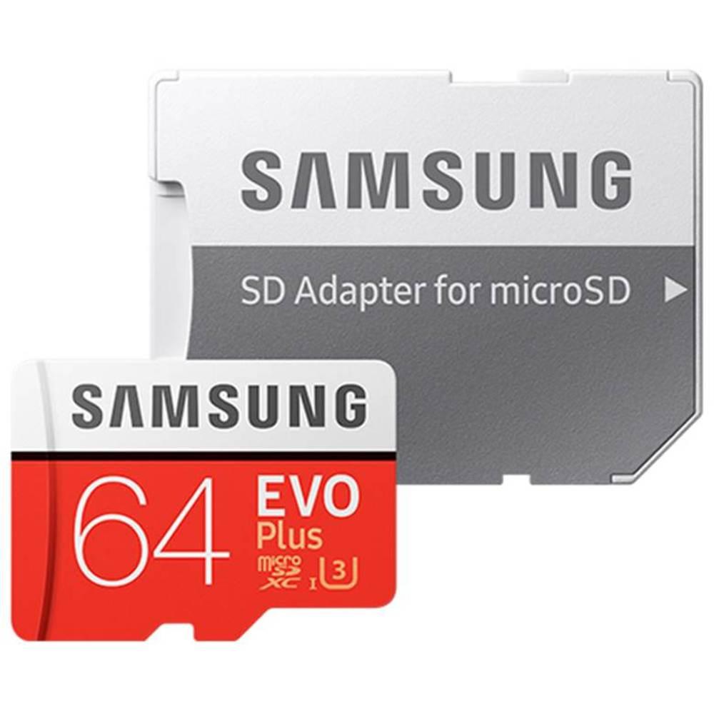 삼성전자 EVO 마이크로SD카드 + SD 어댑터 MB-MC64GA/KR, 64GB