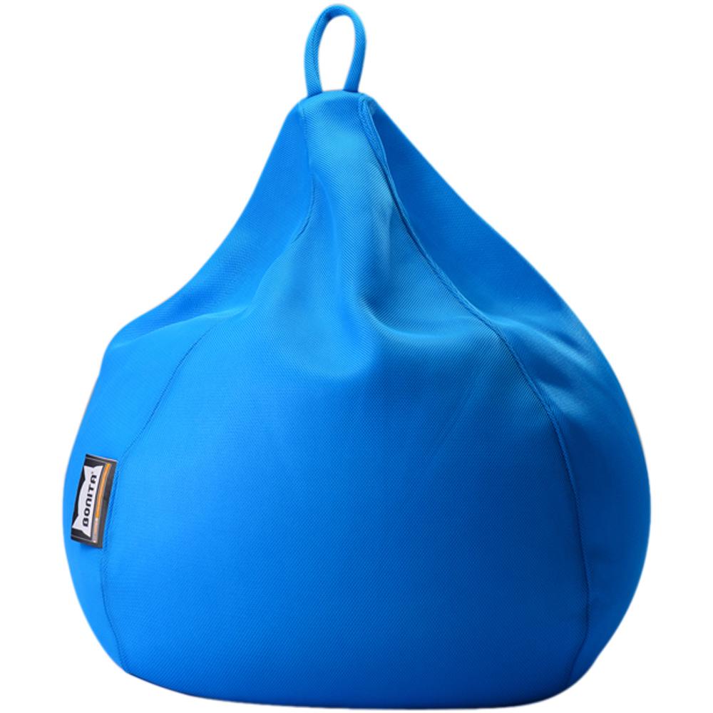 보니타 대형 빈백 코쿤 에어메쉬 C207, 블루