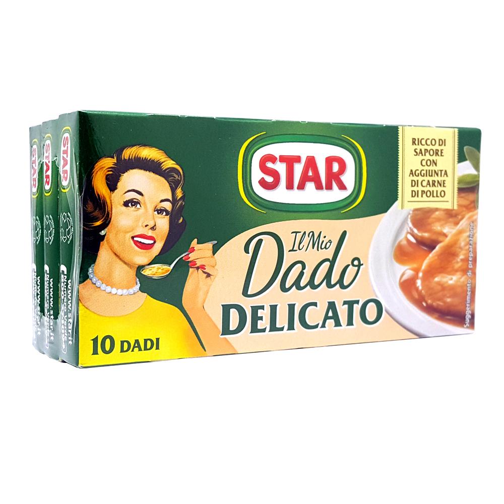 스타 다도 델리카토 치킨맛 조미료, 100g, 3개입