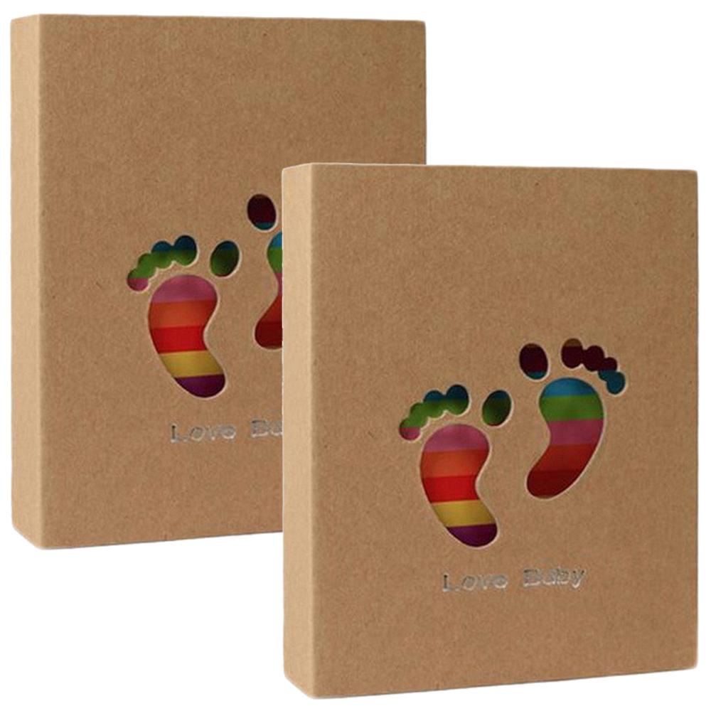 베리구즈 레인보우 포켓앨범 2p, 발바닥, 100매