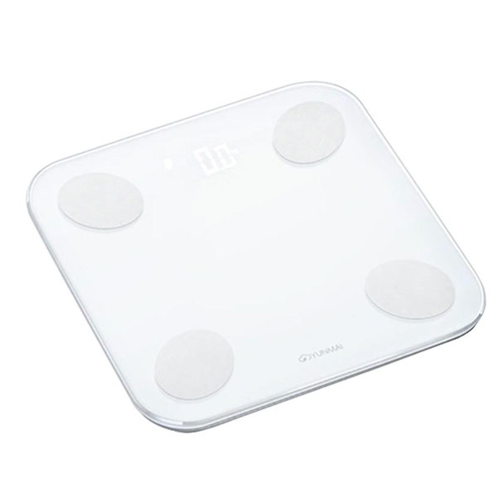 윈마이 미니2 스마트 체중계, 단일 상품, 화이트