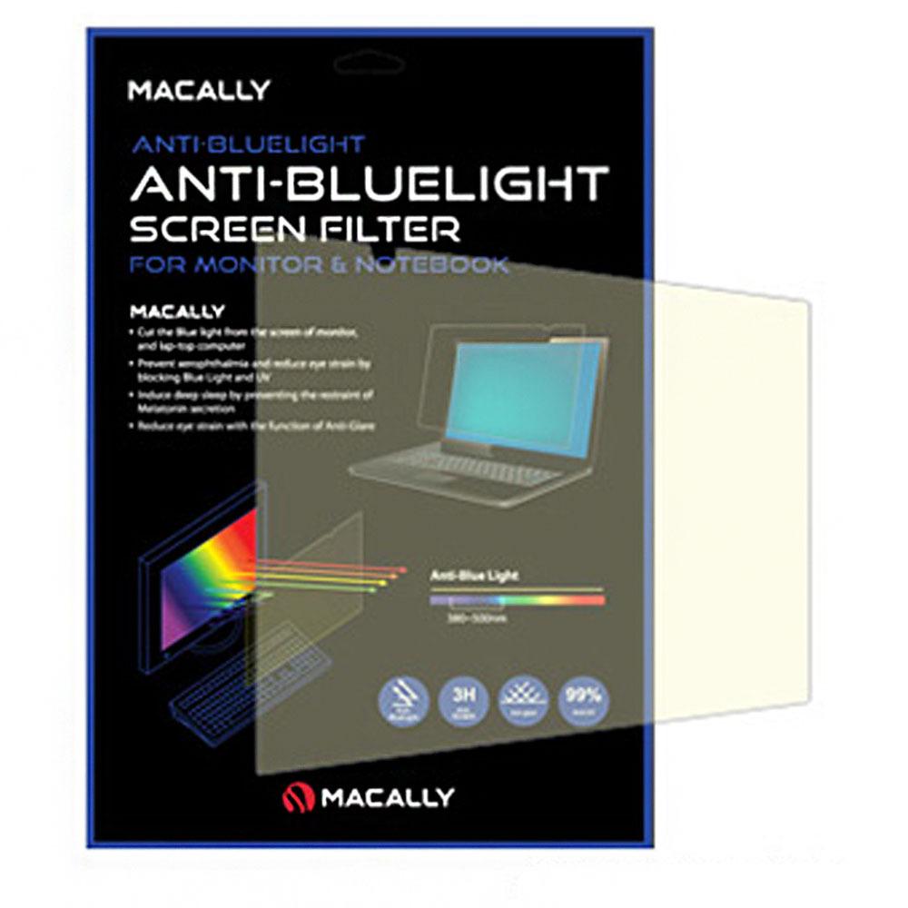 맥컬리 모니터용 블루라이트 차단 보호 필름 MBFAG-21W, 단일 색상, 1개