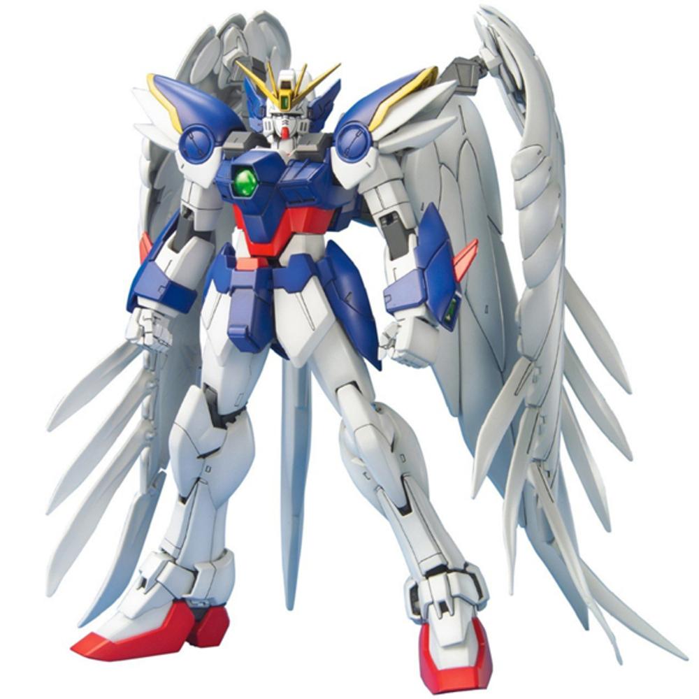 반다이 MG Endless Waltz 1:100 Wing Gundam Zero Custom Ver EW BD129454, 1개