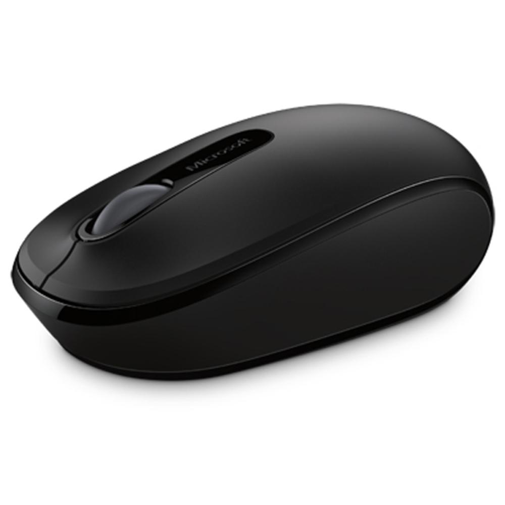 마이크로소프트 Wireless Mobile Mouse 1850, 단일 상품, 블랙
