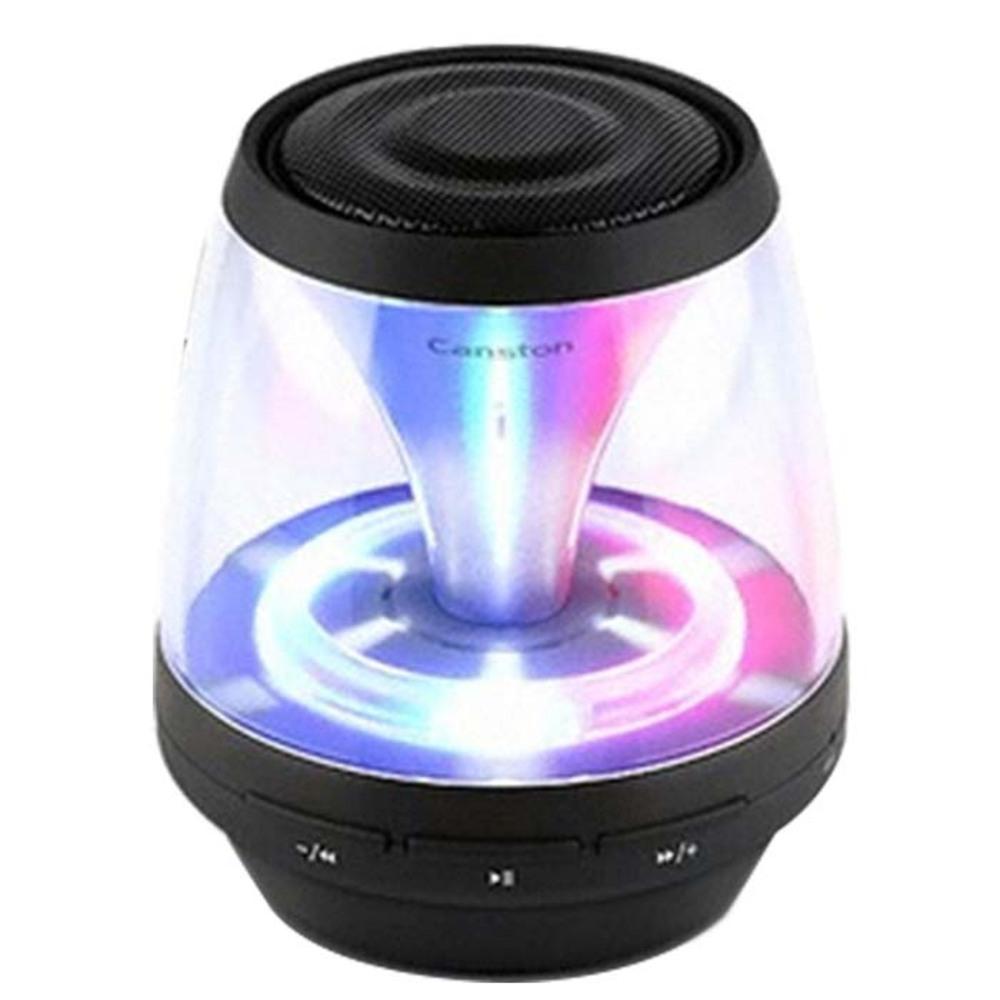 캔스톤 M79 럭스펠 LED 블루투스 스피커, 블랙