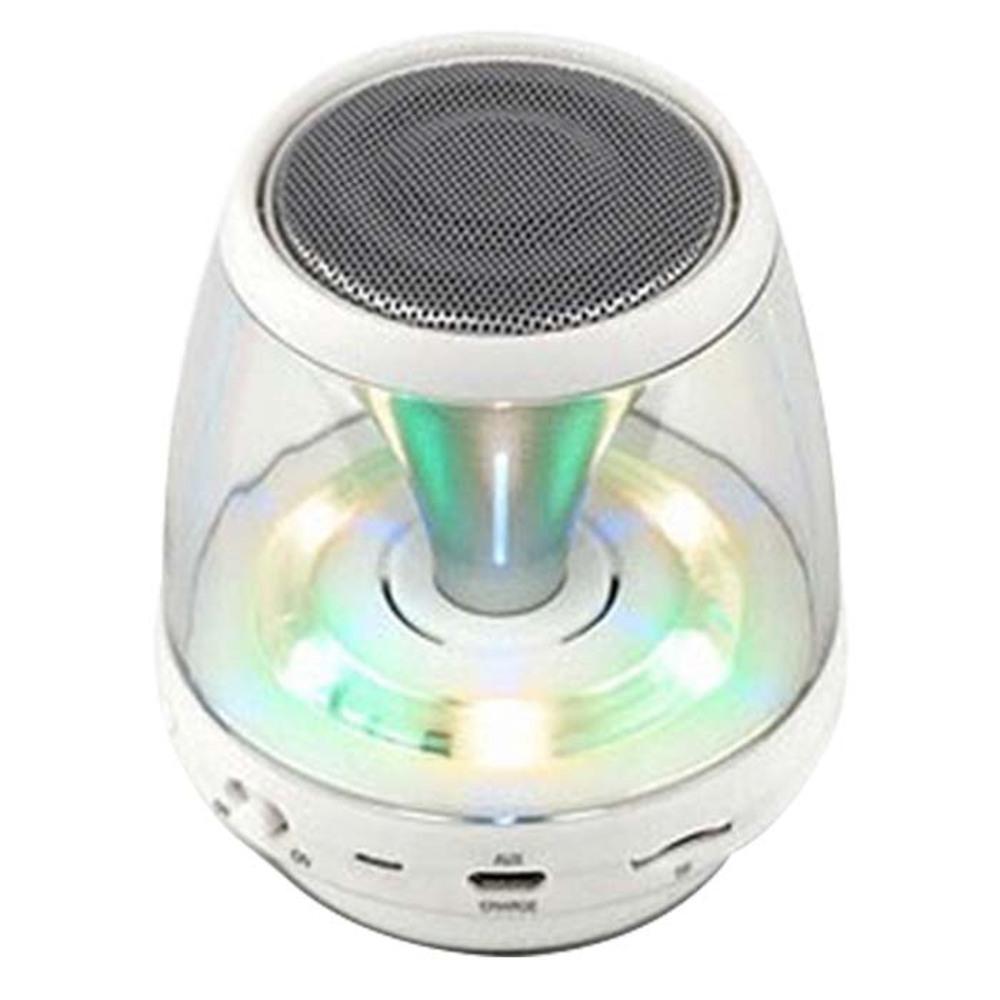 캔스톤 M79 럭스펠 LED 블루투스 스피커, 화이트