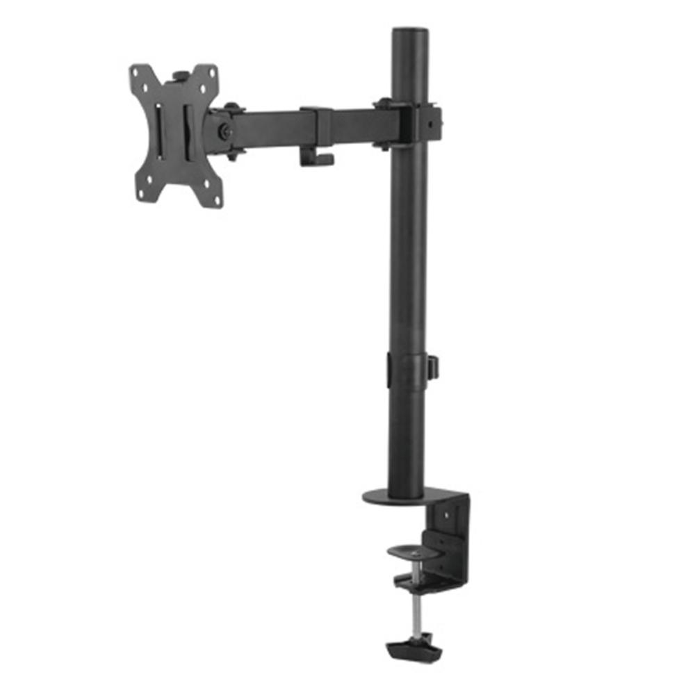 엔산마운트 책상용 TV모니터 거치대 LDT-C011, Black, 1개