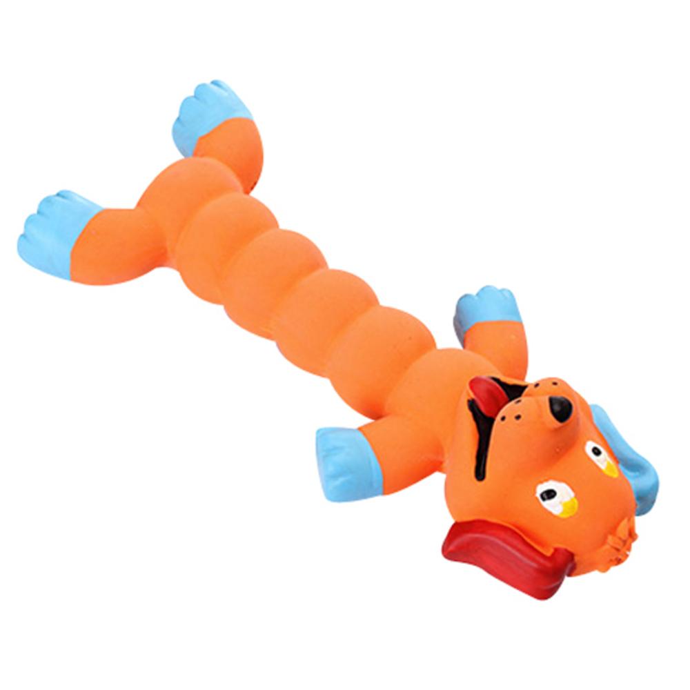 제제펫 애견 라텍스 장난감, Y419PDTD018, 1개