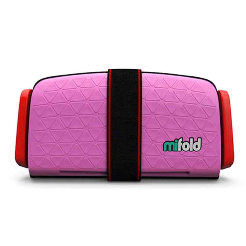 마이폴드 초소형 휴대용 카시트, Perfect Pink