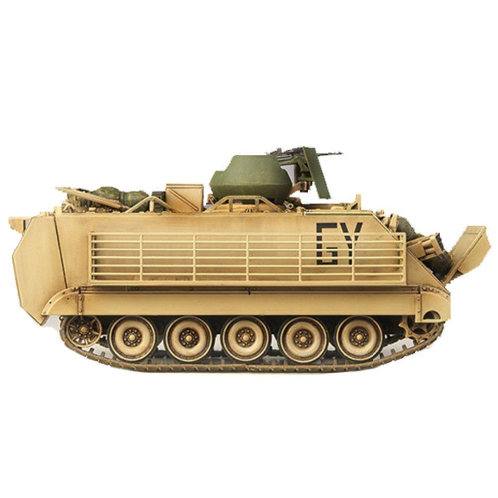 아카데미과학 프라모델 1:35 M113A3 IRAQ 2003 탱크 13211, 1개