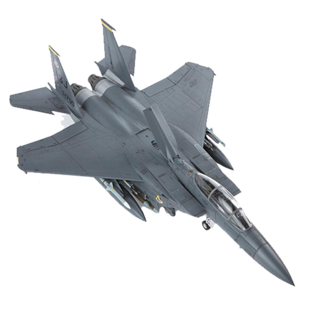 아카데미과학 프라모델 1:72 미공군 F-15E 제333 전투비행대 전투기 12550, 1개
