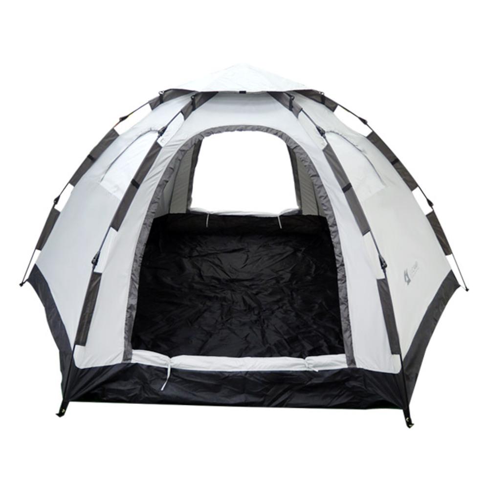 조아캠프 엑스트라 돔 텐트, 그레이, 5인용