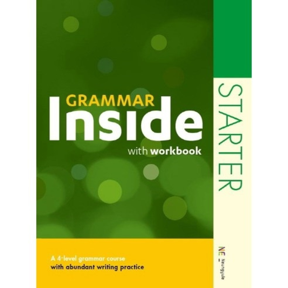 Grammar Inside Starter, 능률교육