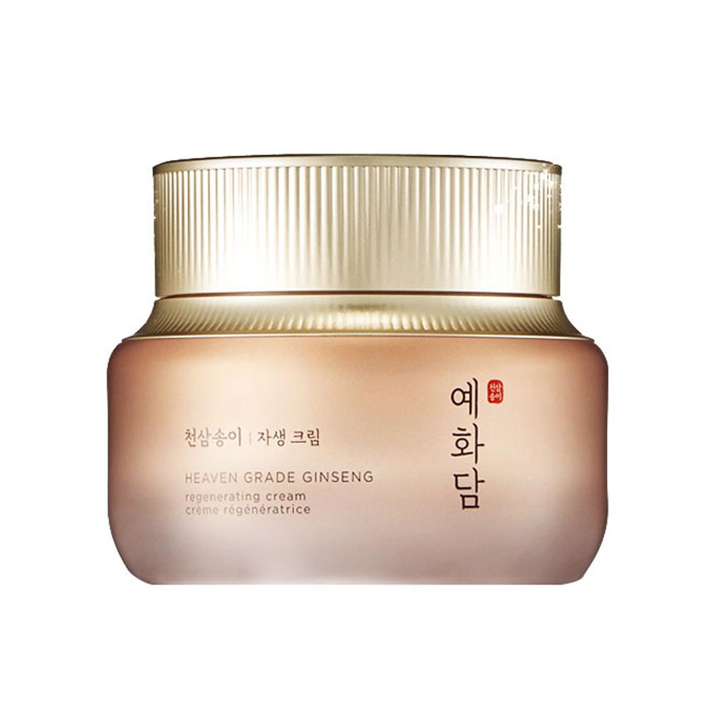 더페이스샵 예화담 천삼송이 자생 크림, 50ml, 1개