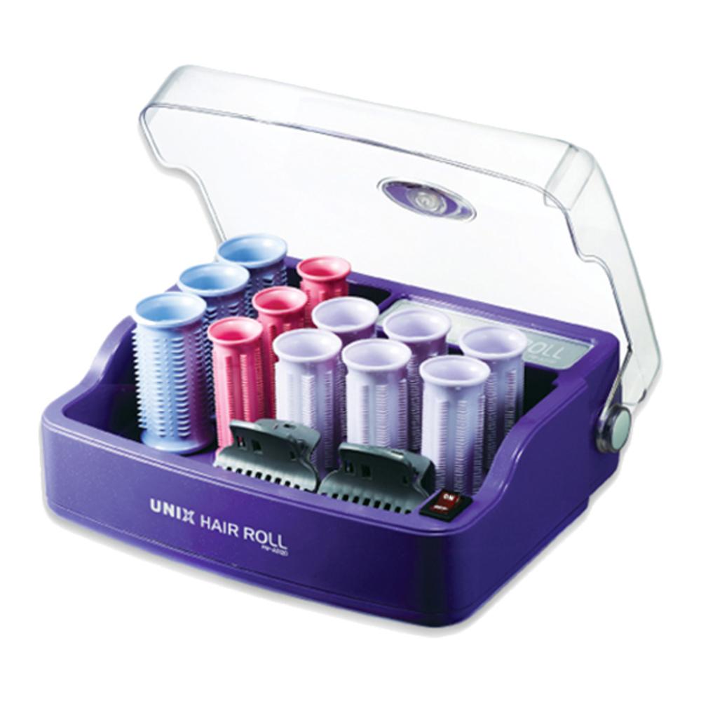 유닉스 헤어롤 셋팅기 PW-A5120, 혼합 색상