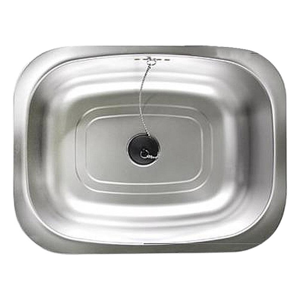 데일리스푼 국내 배수구 스텐레스 설거지통, 1개