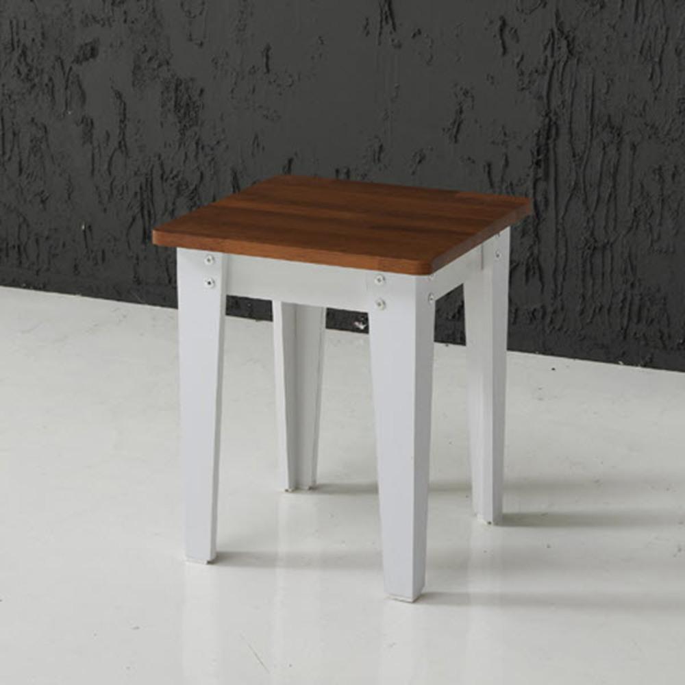 제우스가구 DIY 1인용 의자, 멀바우
