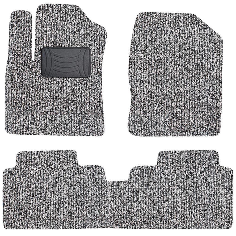 에스제이 코일 확장형 카매트 그레이블랙 현대, 아반떼AD(2015.9~), 2열에어컨X