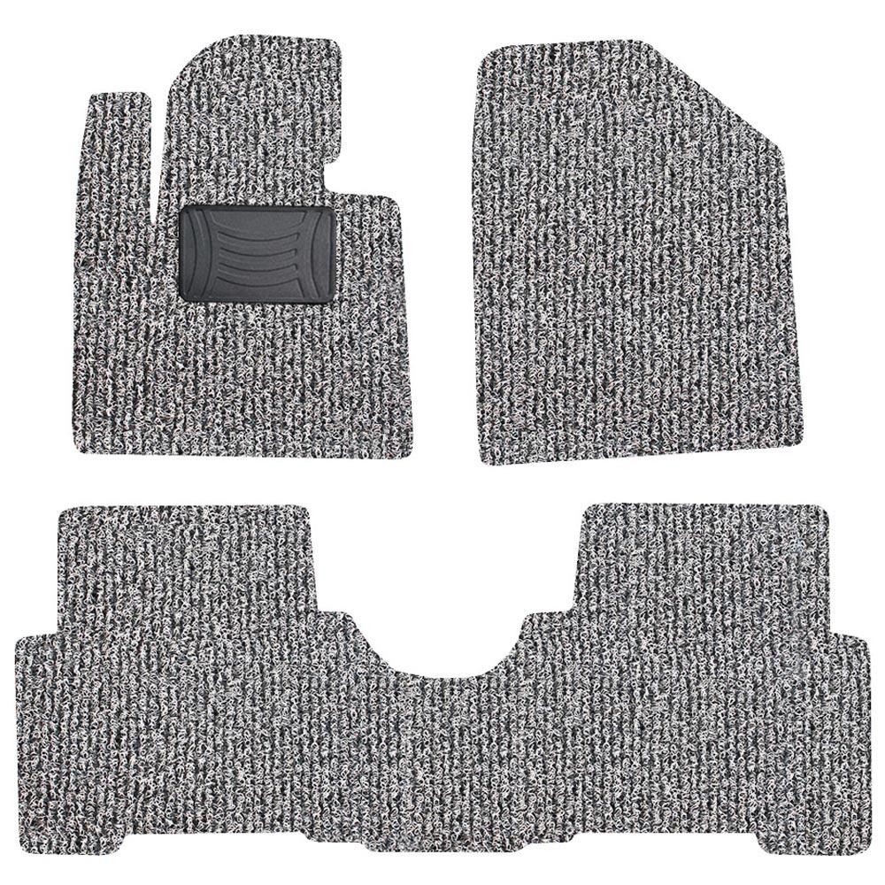에스제이 코일 확장형 카매트 그레이블랙 현대, 산타페DM(뒷좌석고리X/2012.4~2015.5)