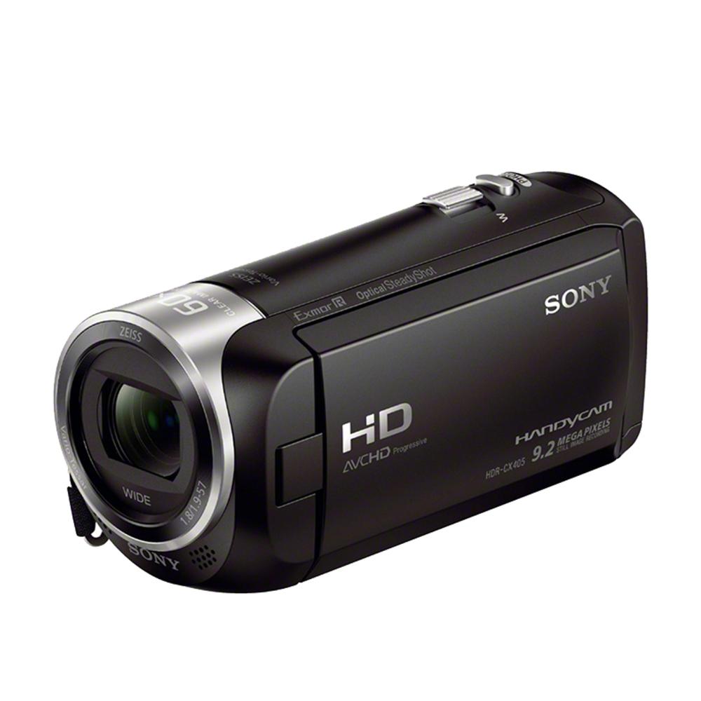 소니 엔트리 디지털 핸디캠 HDR-CX405