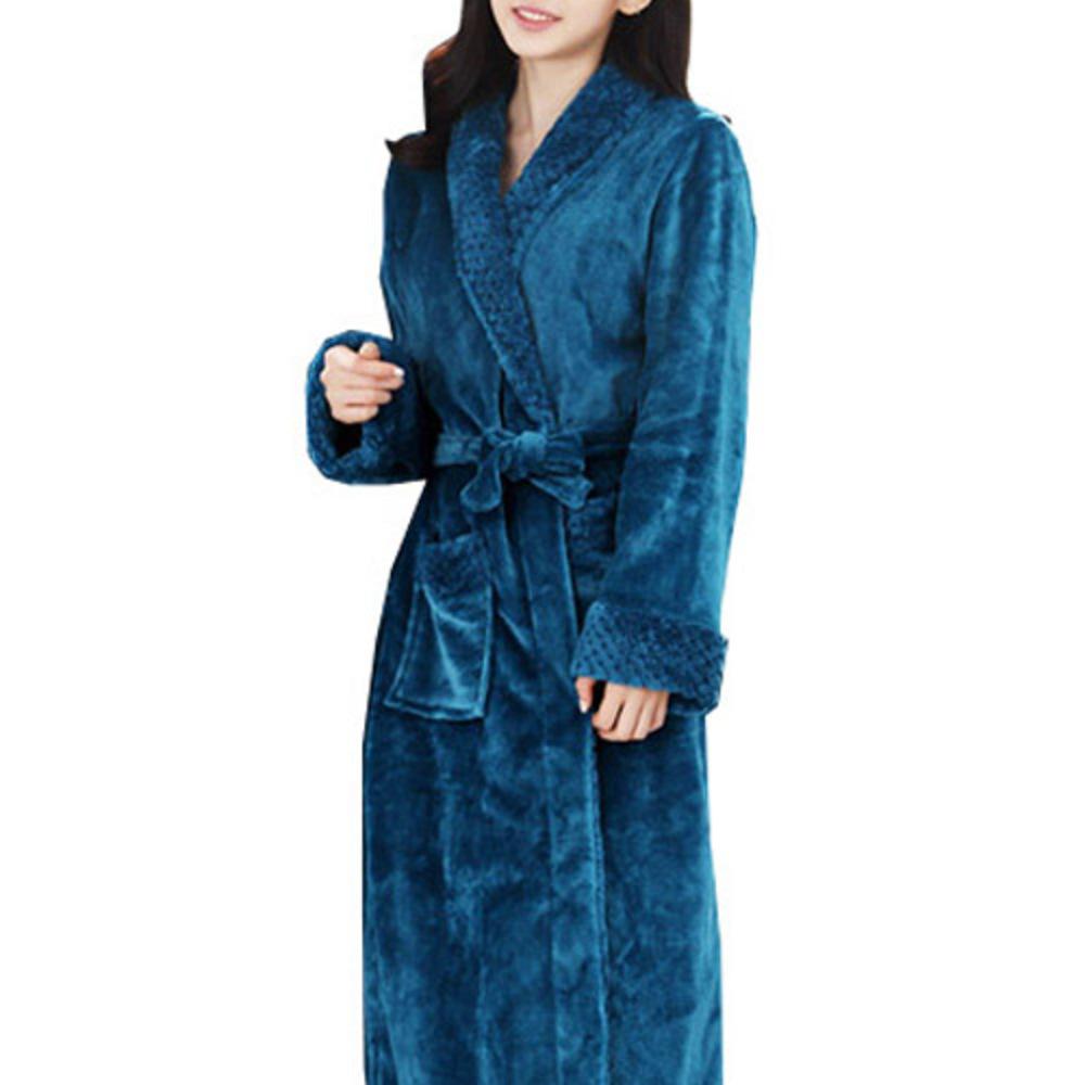 더자카 로열 스위트 샤워가운 여성용 M, Y230LBBI017, 1개
