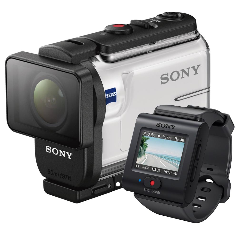 소니 B.O.S.S 액션캠 HDR-AS300R + 라이브 리모트 + 방수케이스