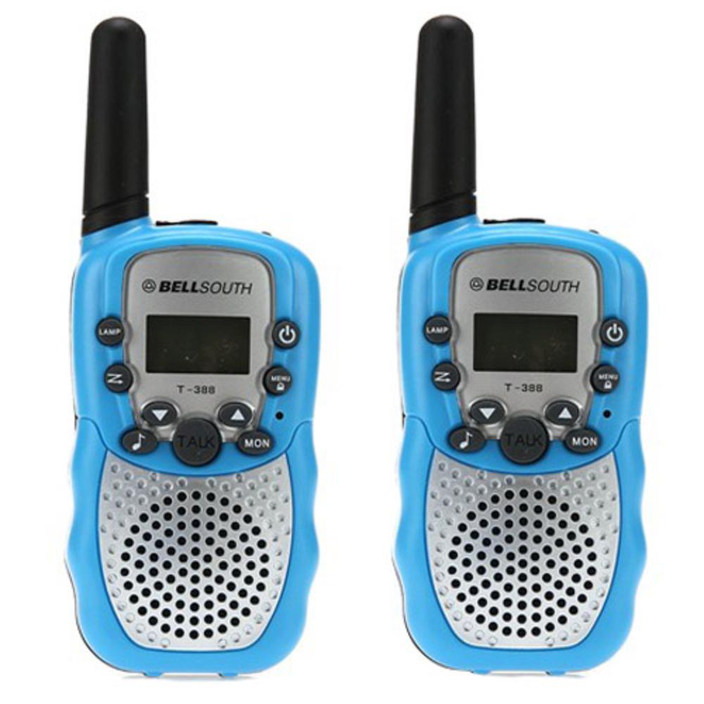쵸미앤세븐 생활무전기 walkie-talkie 2p, walkie-talkie(블루)