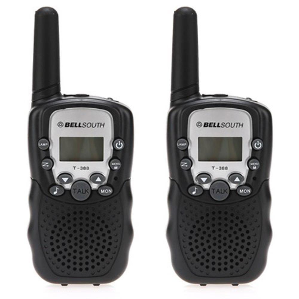 쵸미앤세븐 생활무전기 walkie-talkie 2p, walkie-talkie(블랙)