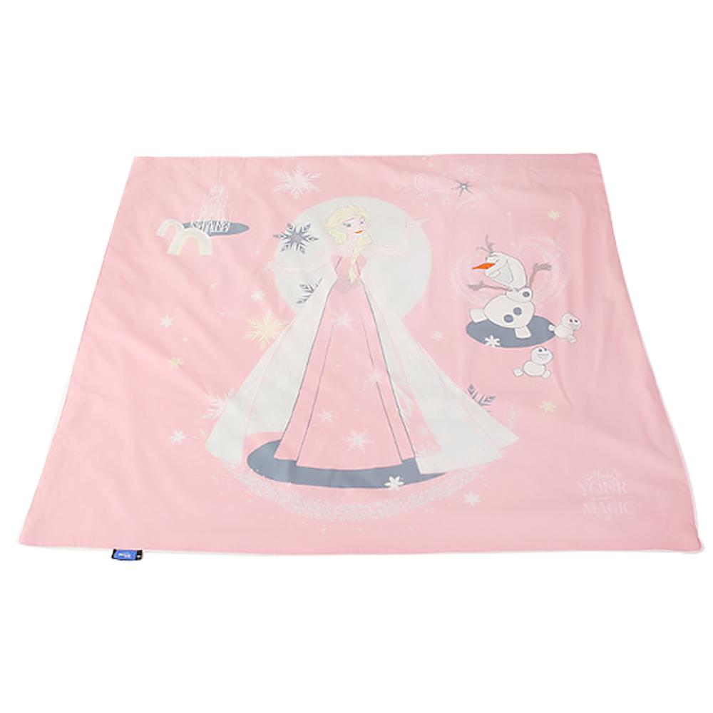 [블랭킷] 보떼하우스 디즈니 극세사 블랭킷, 겨울왕국 핑크 - 랭킹65위 (41340원)