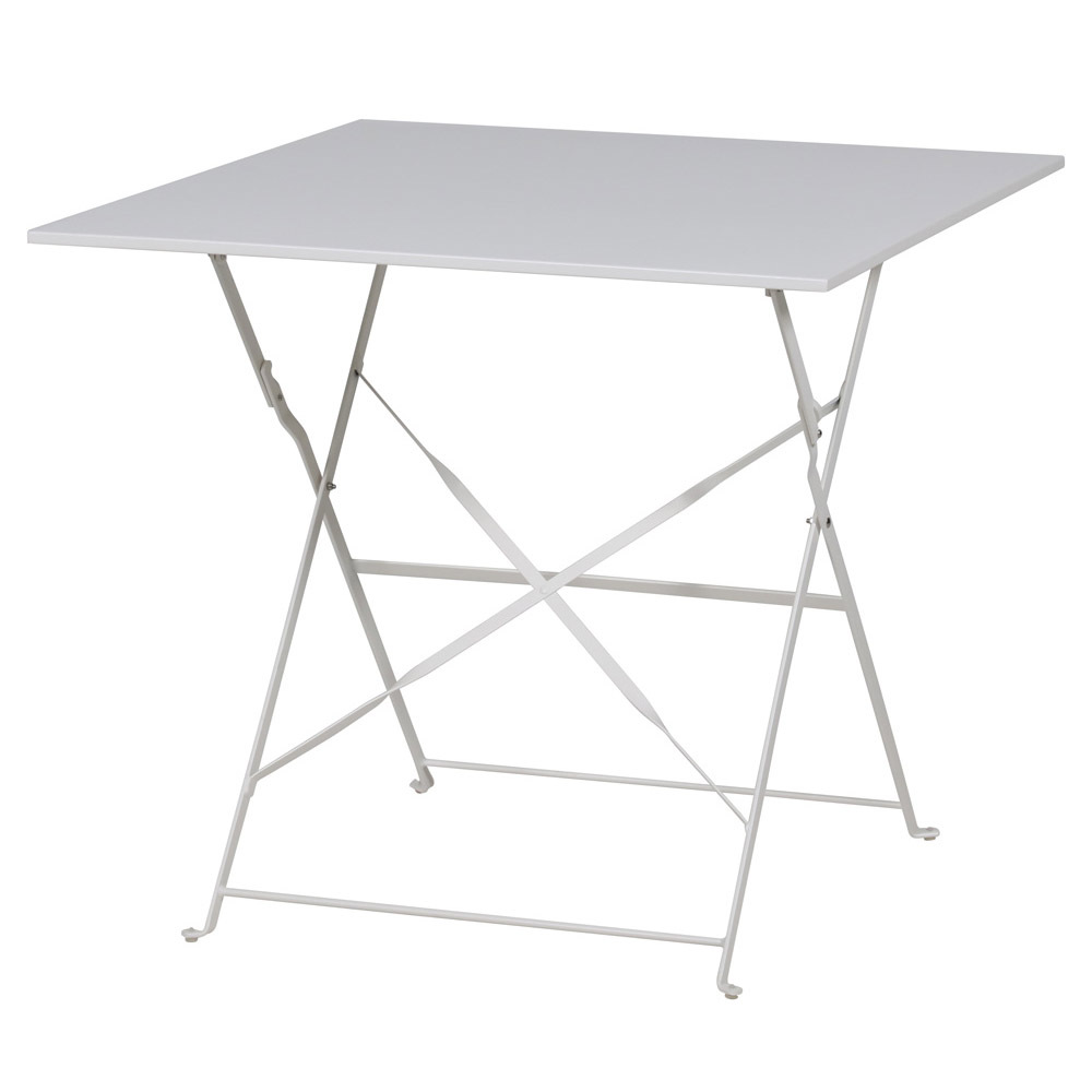 마켓비 MOLTON 빈티지 테이블 8080 WFT048, 화이트