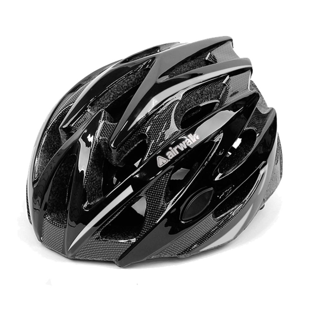 에어워크 에어로01 성인용 헬멧, 실버