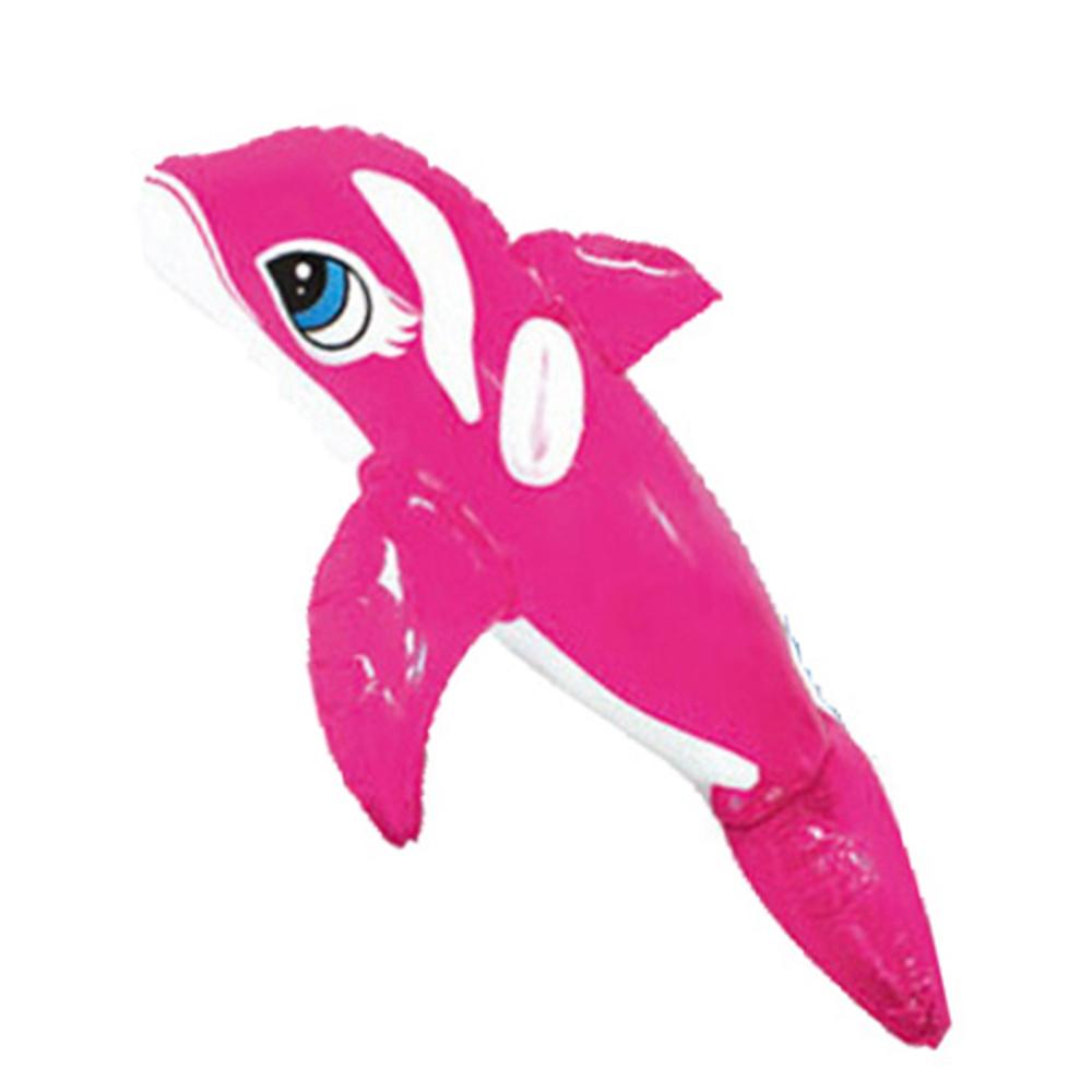 위니코니 아라칸 돌고래 튜브, 핑크, 1개