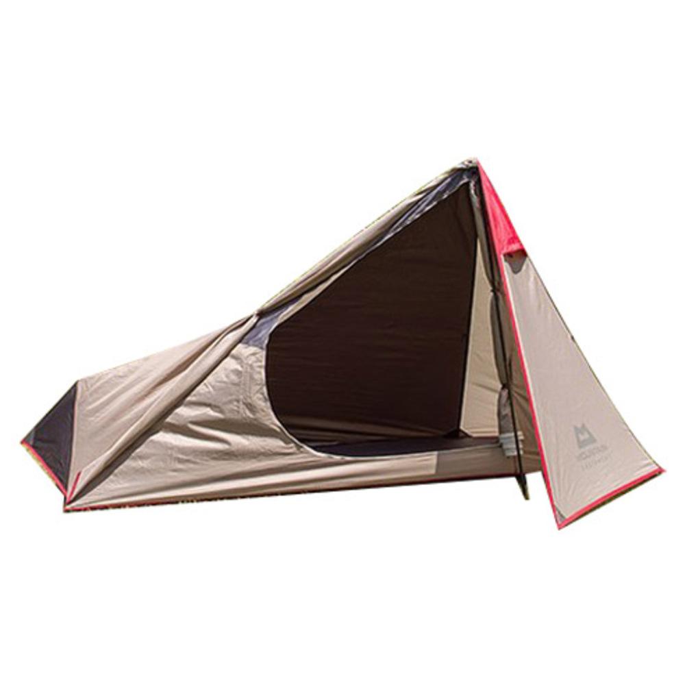 마운틴이큅먼트 솔로A 텐트, 혼합 색상, 1인용